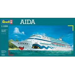 REVELL - Navio de cruzeiro AIDA - 1/1200 - 05805