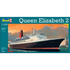 REVELL - Queen Elizabeth 2 - 1/1200 - 05806