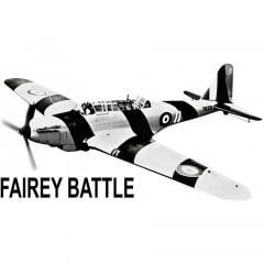 Camiseta Fairey Battle – Branca