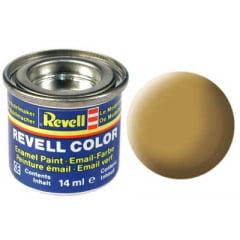 Tinta Revell para plastimodelismo - Esmalte sintético - Areia fosco - 14ml 32116