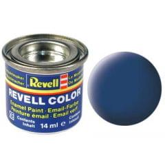 Tinta Revell para plastimodelismo - Esmalte sintético - Azul fosco - 14ml 32156