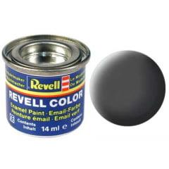 Tinta Revell para plastimodelismo - Esmalte sintético - Cinza oliva - 14ml 32166