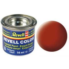 Tinta Revell para plastimodelismo - Esmalte sintético - Ferrugem - 14ml 32183