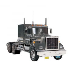 TRUCK - Tamiya 1/14 King Hauler Black Edition Kit 56336