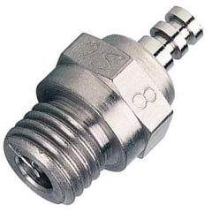 O.S - Vela Ignição Glow Plug O.S Numero 8 N8 A8