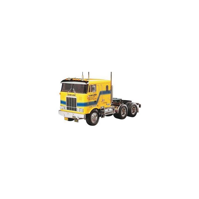 TRUCK - Tamiya 1/14 Globe Liner Semi Truck Kit 56304